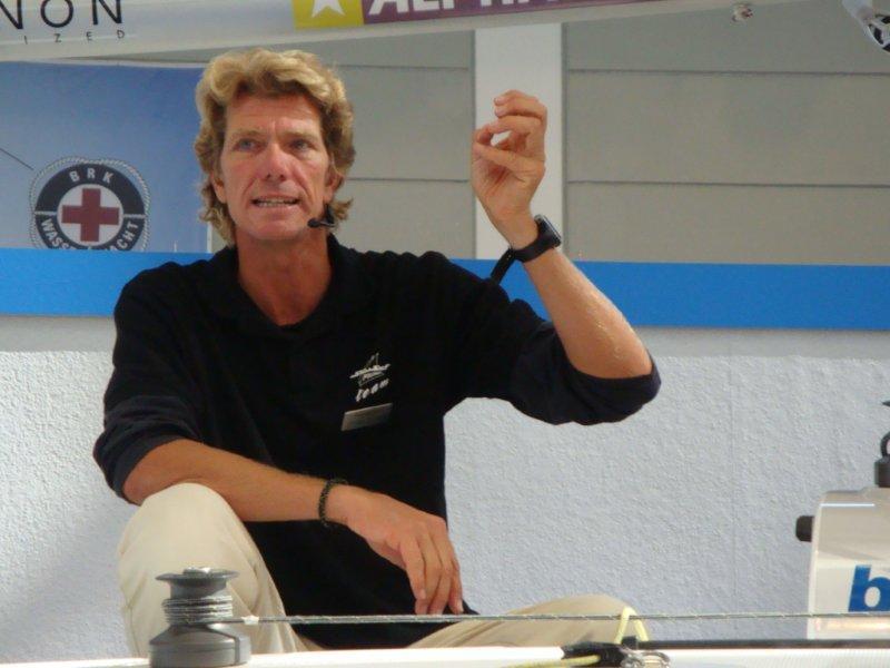 Segeltrainer Oliver Ochse