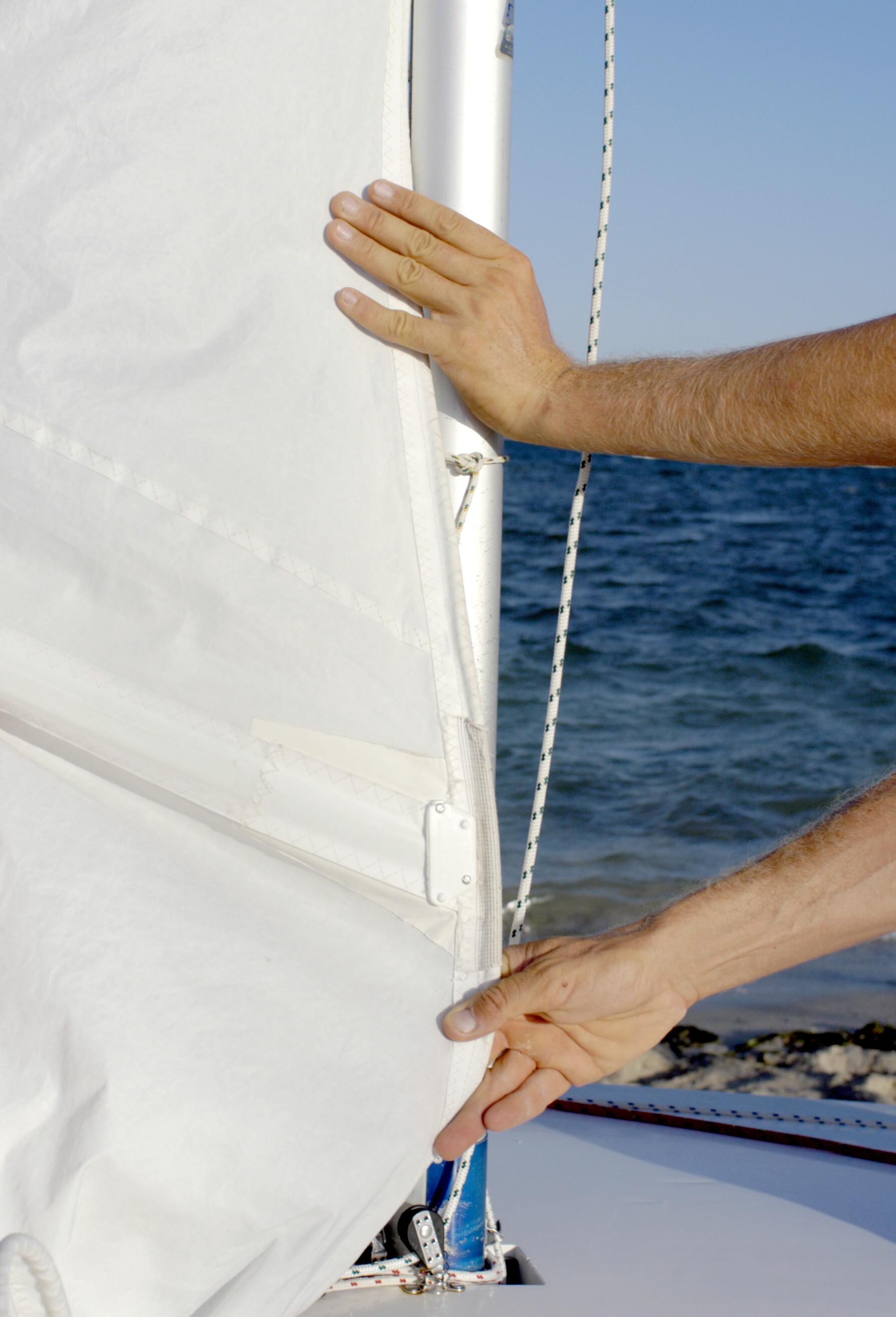 Segel setzen - Segelberater