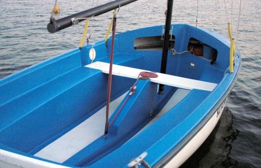 Beratung Segelboot