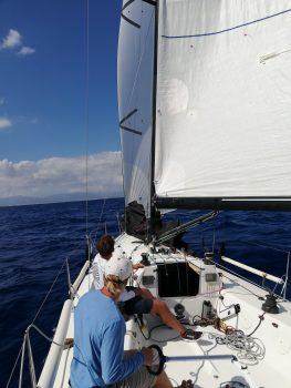 Gennaker segeln